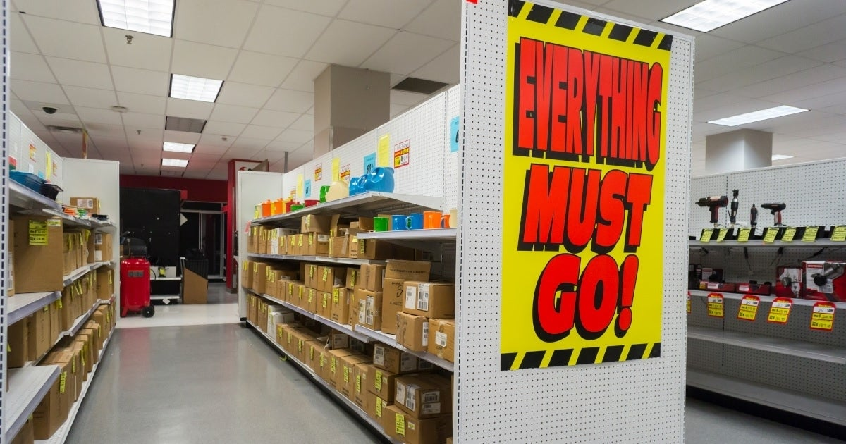 closing store getty images
