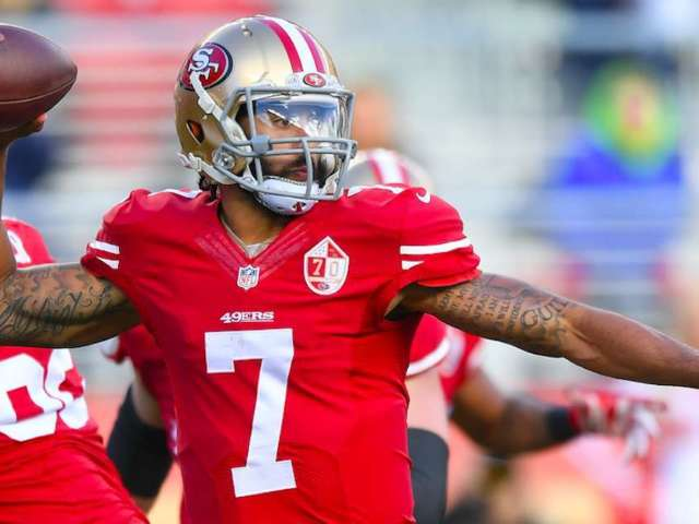 NFL Interest in Colin Kaepernick Following George Floyd's Death Was Reportedly 'Fake'