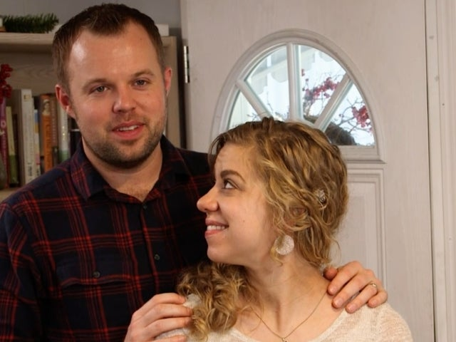 'Counting On' Star John David Duggar Gives Pregnant Wife Abbie a Pedicure in Exclusive Clip