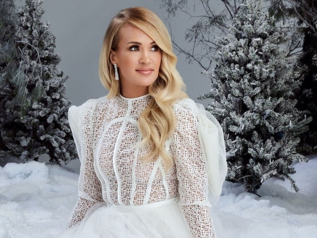Carrie Underwood Reveals Track List for Holiday Album, 'My Gift'