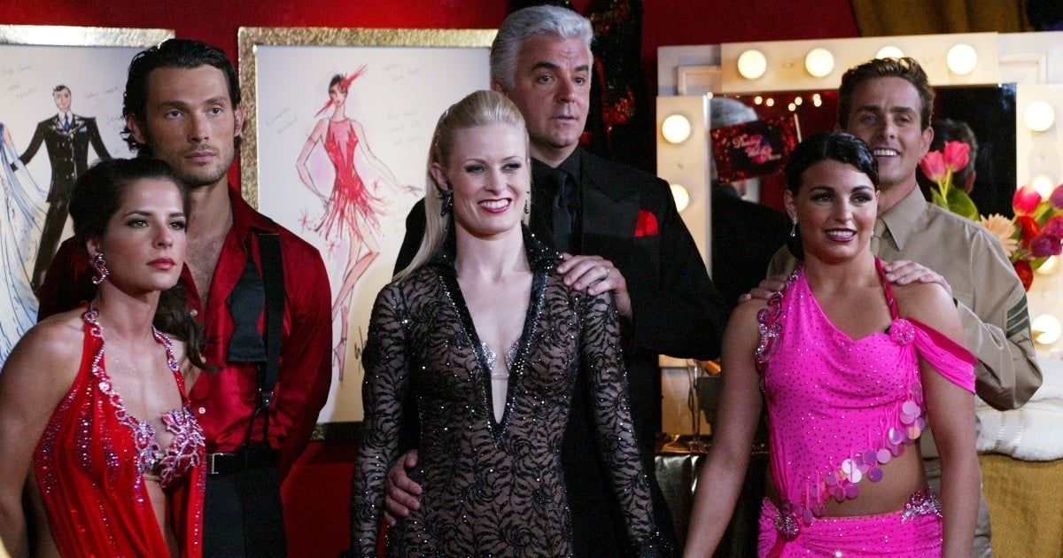 dancing with the stars season 1 getty images abc