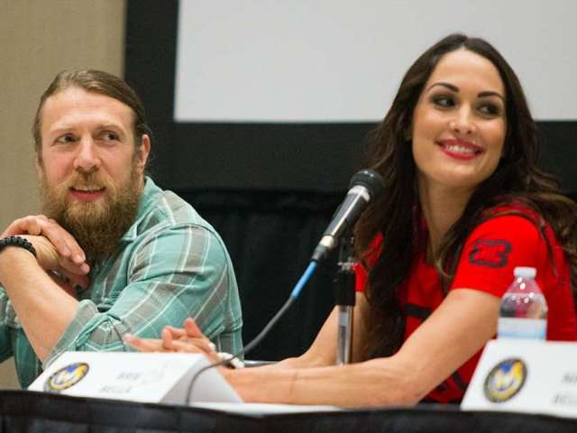 Brie Bella and Daniel Bryan Welcome Their Second Child, and WWE Fans Are Ecstatic