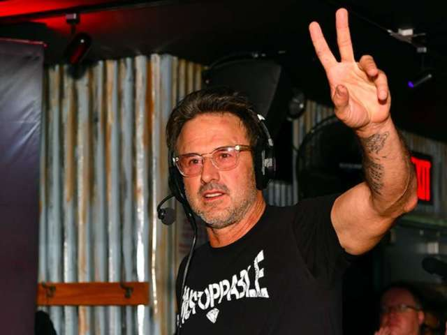 David Arquette's Wrestling Career Is Subject of New Documentary