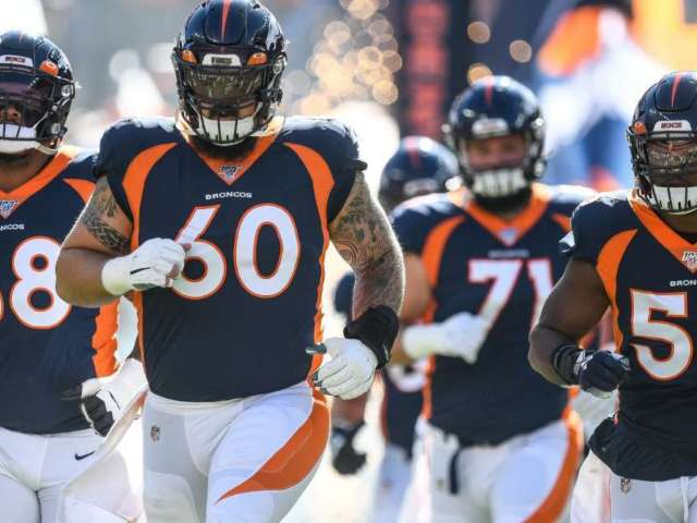 Denver Broncos Install Disinfectant 'Misting Booth' at Training Camp