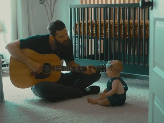 Jordan Davis Releases Acoustic Video for 'Detours' Featuring His 8-Month-Old Daughter