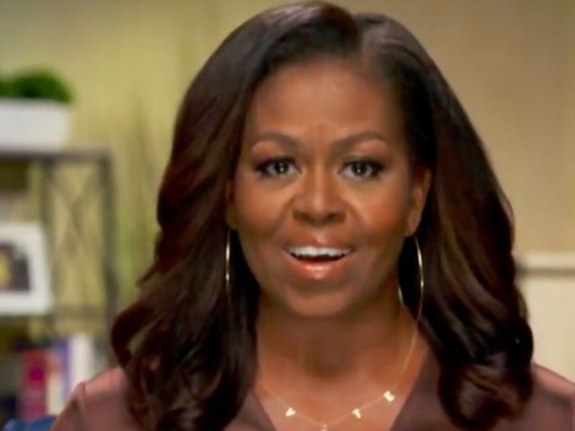 DNC 2020: Here's Why Michelle Obama's Gold Vote Necklace Went Viral