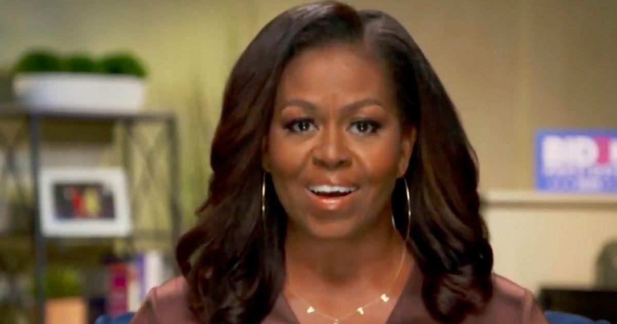 dnc-2020-michelle-obama-speech-gold-vote-necklace