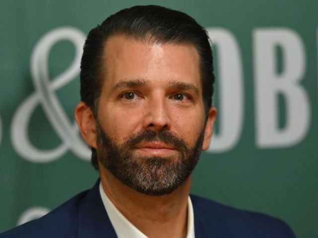 Donald Trump Jr. Delivers Startling Defense of Accused Murderer Kyle Rittenhouse: 'We All Do Stupid Things at 17'
