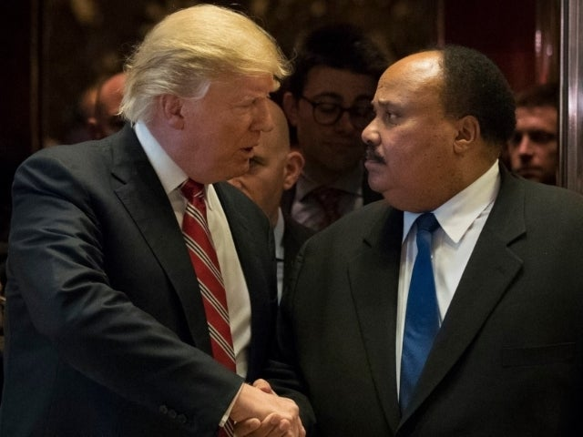 Donald Trump Claims He Listens 'Better to African-American' Community Than Martin Luther King III in Leaked Audio