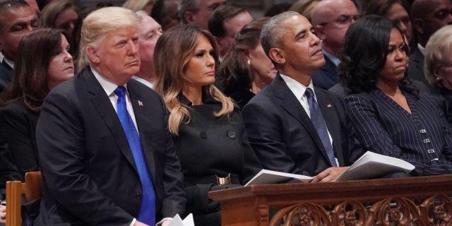 donald-trump-melania-trump-barack-obama-michelle-obama-getty