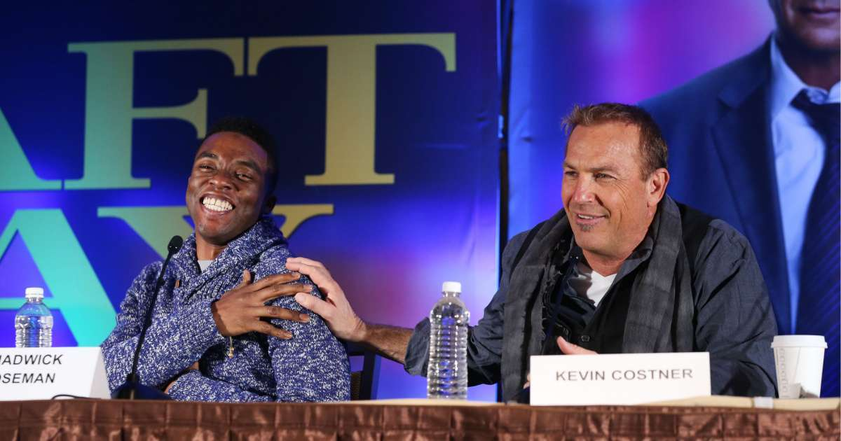 Draft Day how where to watch Chadwick Boseman Kevin Costner NFL Drama