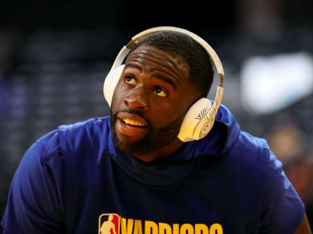 Draymond Green Slapped With $50K Fine Over Devin Booker Comments