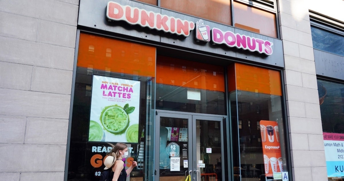 dunkin getty images