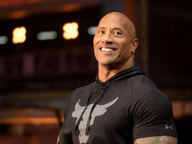 Dwayne 'The Rock' Johnson's Endorsement for Joe Biden Lights up Social Media