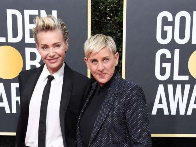 Ellen DeGeneres' Wife Portia de Rossi Shows off New Hair Extensions