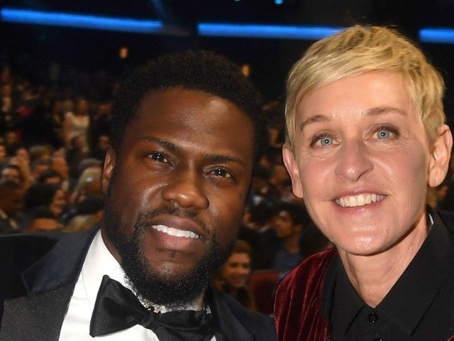 Kevin Hart Meets up With Ellen DeGeneres Amid Ongoing Workplace Investigation