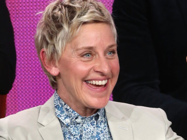 Ellen DeGeneres Jokes That Her Staff Isn't Allowed to Look Her in the Eye in First Episode Since Controversy