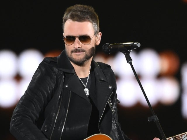 Eric Church Dreamt up His New Song 'Crazyland'