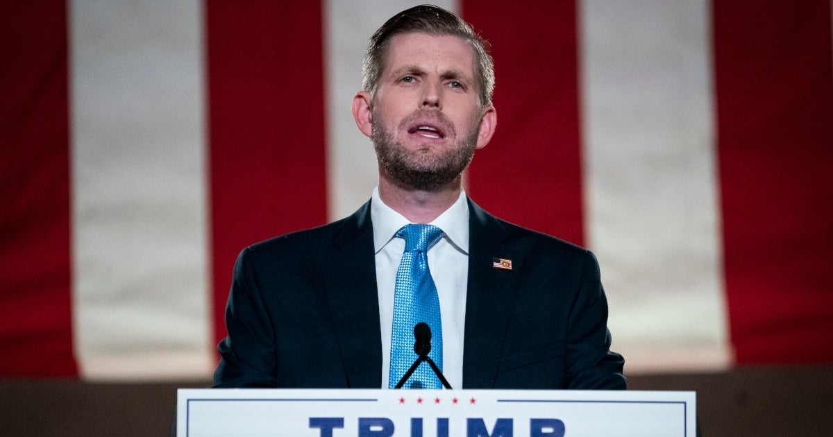 eric trump getty images