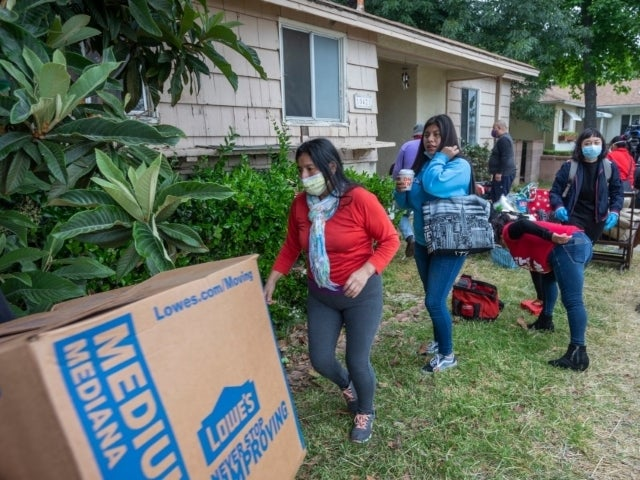 Second Stimulus Check: 40 Million Americans at Risk of Eviction Without Relief Package
