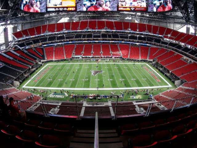 Falcons Will Not Have Fans at Home Games Through September Amid Coronavirus Pandemic