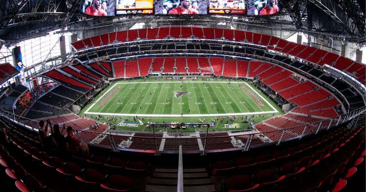 Falcons not have fans home games through September coronavirus pandemic