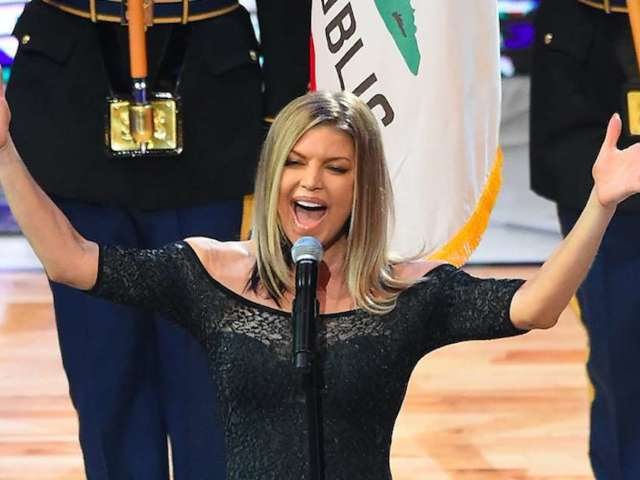 Fergie Backlash Stirred up as Most 'Chaotic' Performances Resurface