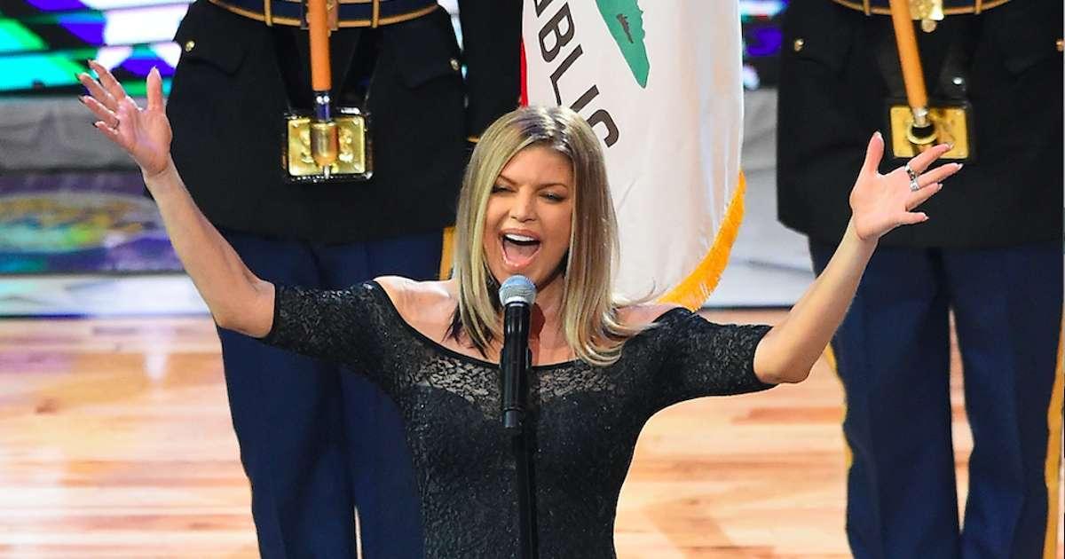 Fergie-NBA