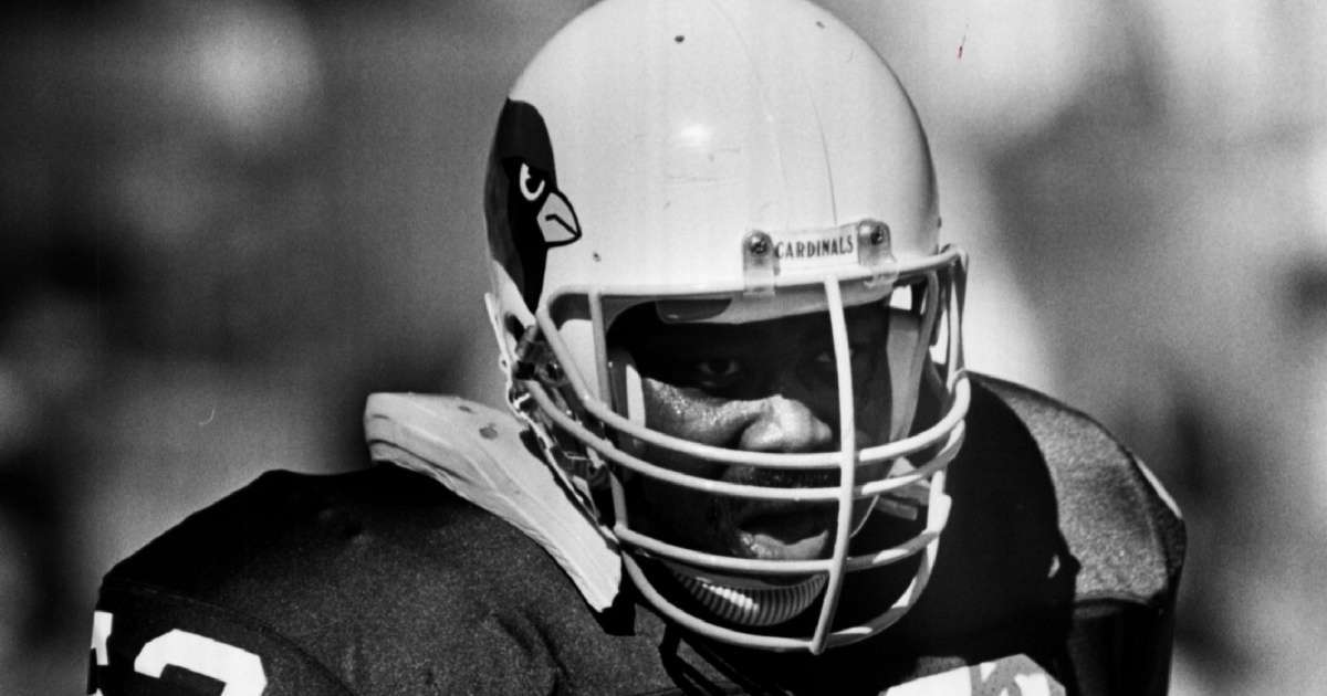 Former Packers Cardinals offensive lineman Tootie robbins dead 62 COVID-19