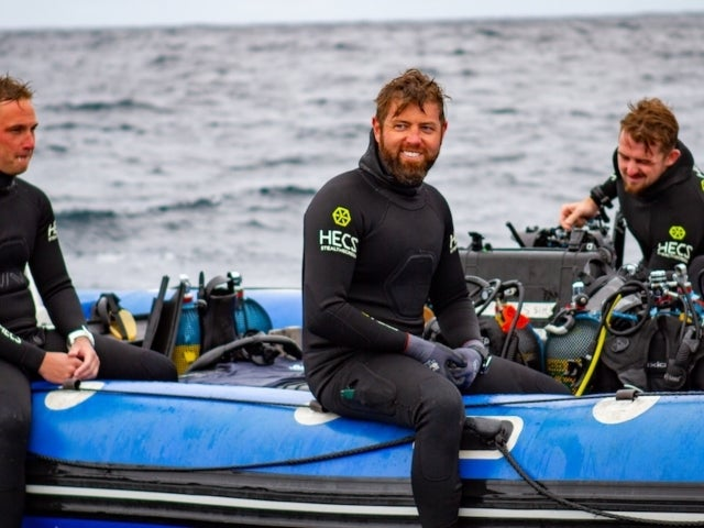 Shark Week 2020: Forrest Galante Searches 'Bermuda Triangle of Africa' for Vanished Shark Species in 'Land of the Lost Sharks' (Exclusive)