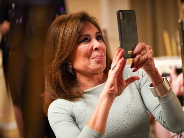 Jeanine Pirro Thinks 'Something's Going to Happen' to Joe Biden Before Election Day