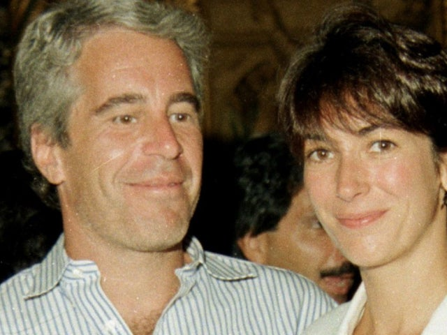 Ghislaine Maxwell Allegedly Had a Sexual Encounter With George Clooney