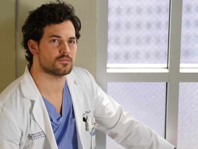 'Grey's Anatomy' Star Giacomo Gianniotti Reveals Season 17 to Kick off a 'Month and a Half Into COVID' Pandemic