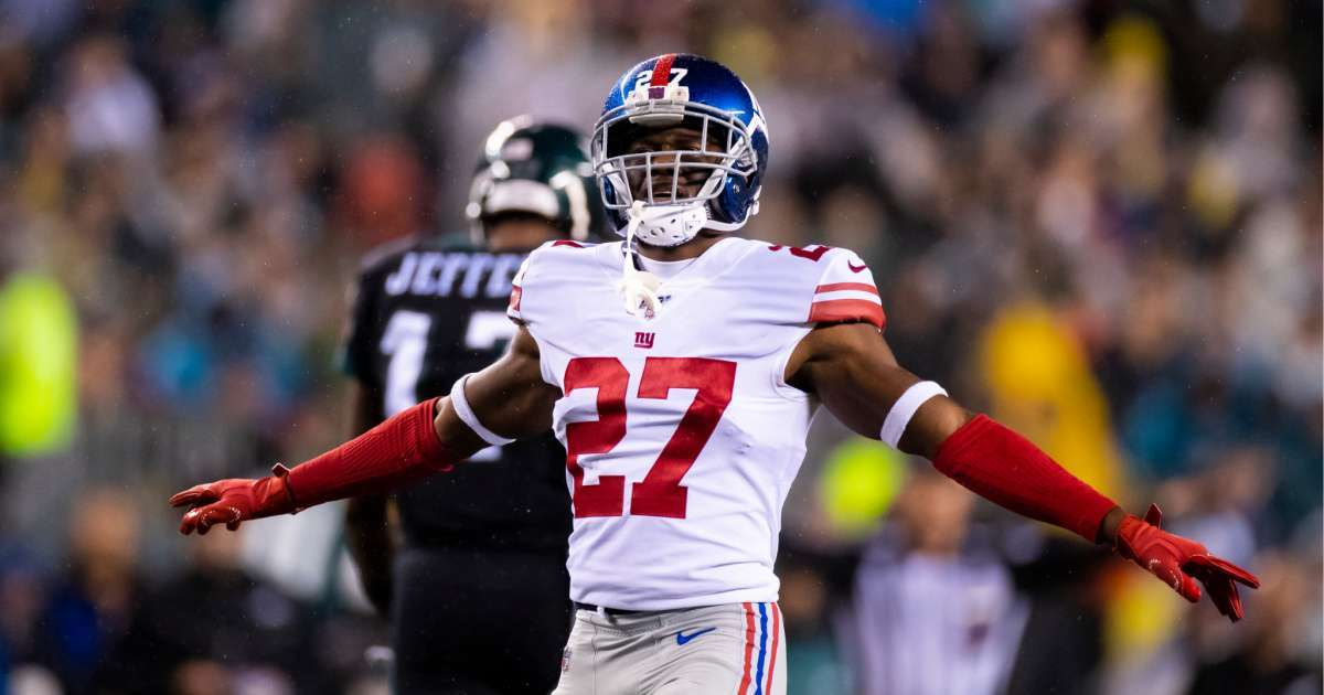 Giants DeAndre Baker charged 4 counts armed robbery with firearm