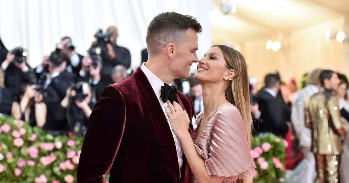 Gisele Bundchen message Tom Brady 43 birthday