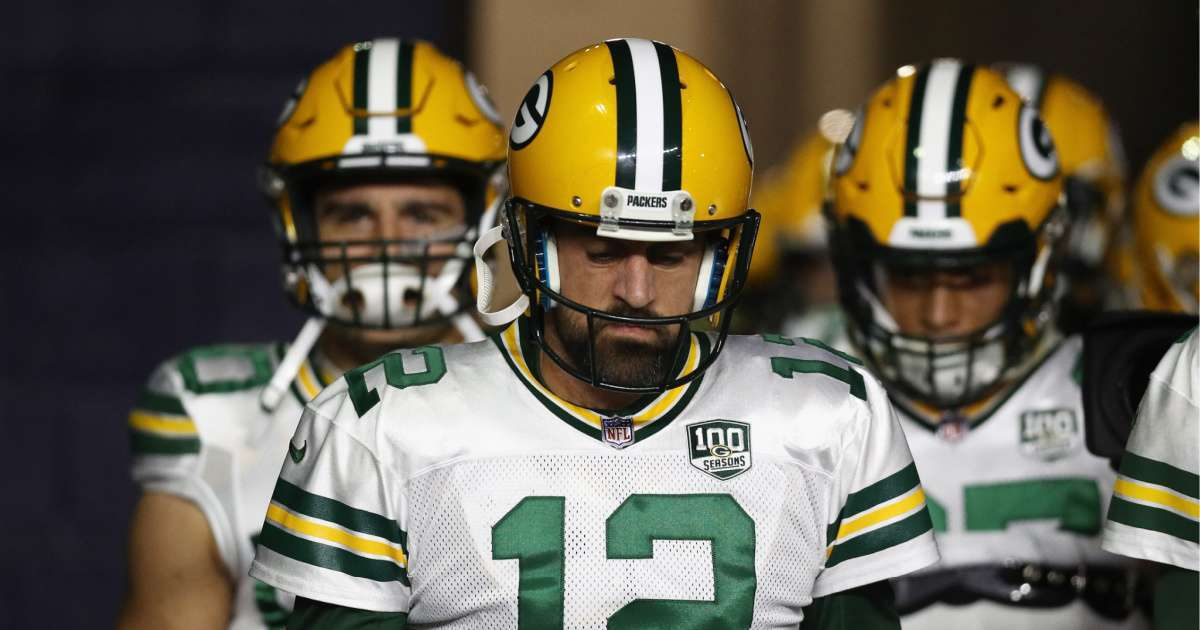 Green Bay Packers Jacob Blake shooting deeply troubled