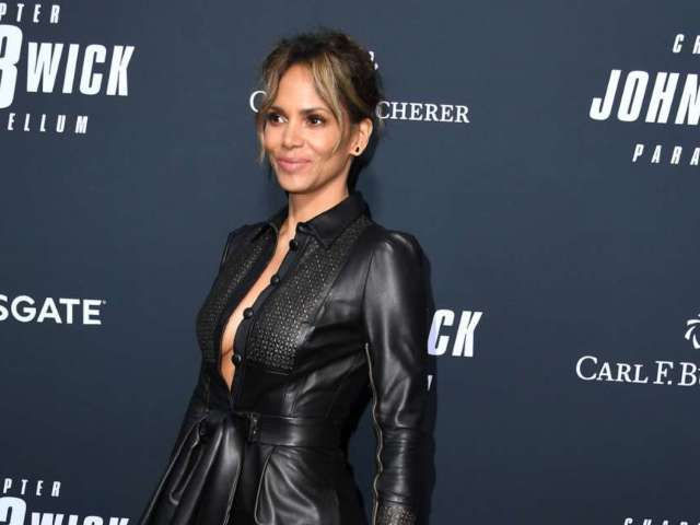 Halle Berry Sends Message to UFC Star Daniel Cormier After Announcing Retirement