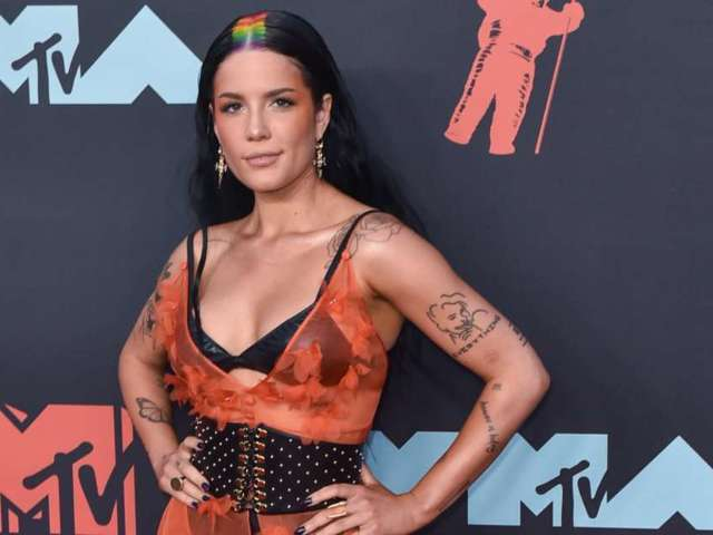 Halsey Reveals 2 New Tattoos, One of Which Is on Her Head
