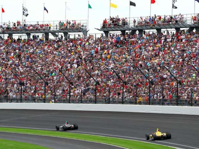 Indy 500 Moves Ahead Without Fans, and Twitter Is Going Off