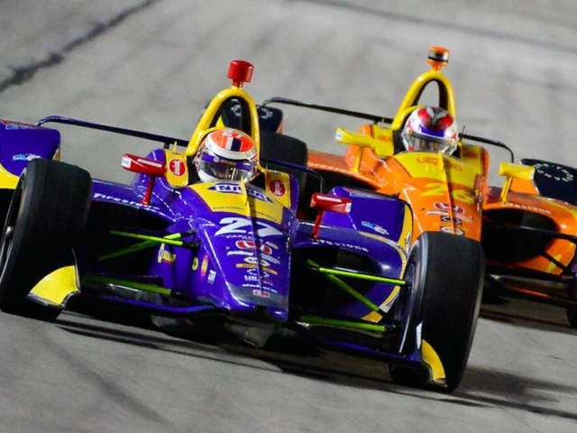 IndyCar Plots Nashville Street Race for 2021