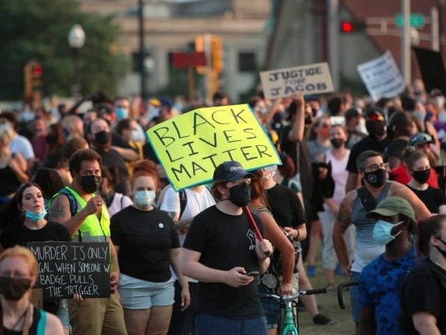 Jacob Blake: CNN Slammed for Depicting 'Fiery' Protests in Kenosha as 'Mostly Peaceful'