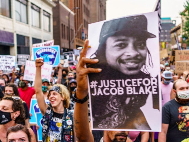 Jacob Blake Reportedly 'Handcuffed' to Hospital Bed Following Police Shooting That Left Him Paralyzed
