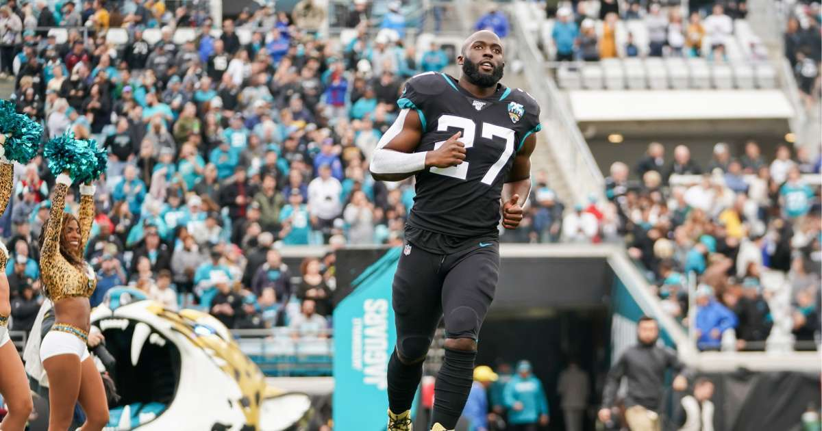 Jaguars cut Leonard Fournette social media weighs in