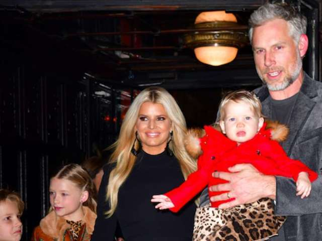 Jessica Simpson Reveals How Husband Eric Johnson Is Supporting Her Sobriety After Turning 40