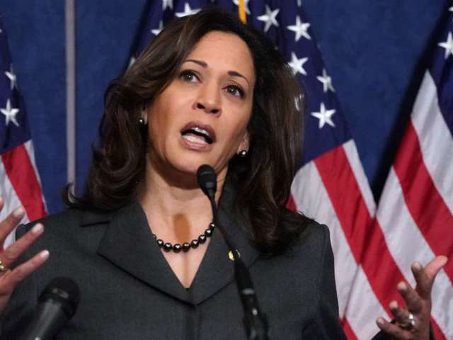 Kamala Harris Is Being Ripped for Past Stand Against the Trans Community
