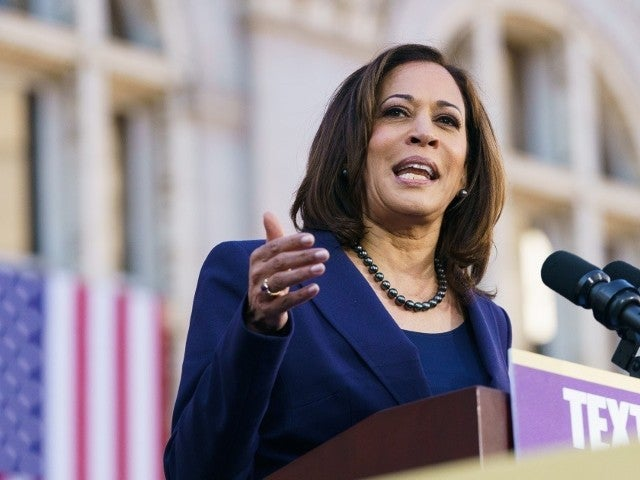 Donald Trump's Attack Ad Against Democratic VP Nominee Kamala Harris Has Social Media Weighing In