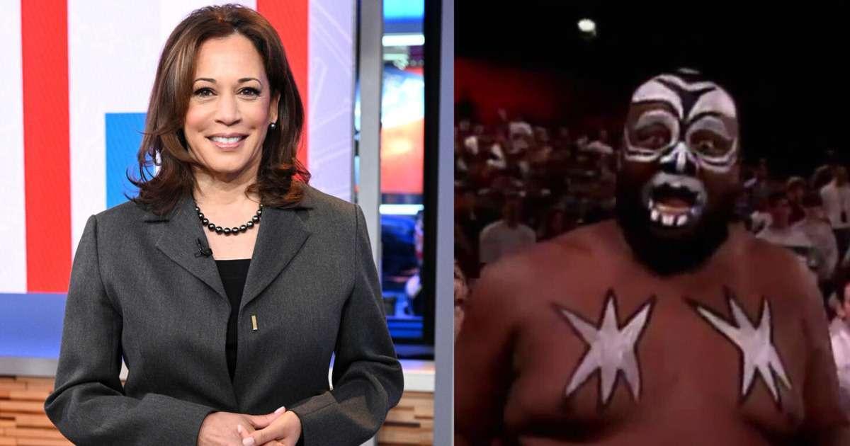 Kamala-Harris-Wrestler-Politician