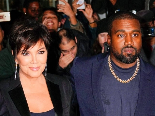 Kanye West Praises Kris Jenner After Accusing Her of 'White Supremacy'