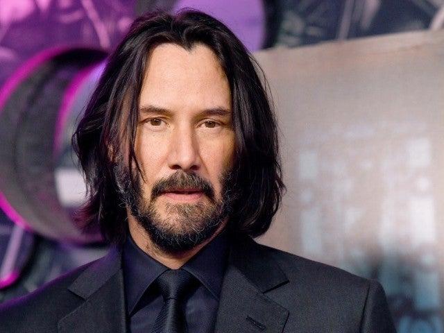 Keanu Reeves in 'SpongeBob Movie: Sponge on the Run' Sparks Spirited Response From Social Media