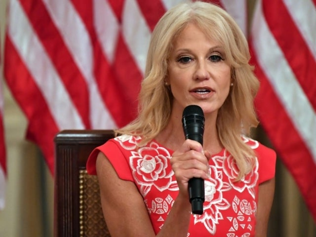 Kellyanne Conway Slams 'Sick' Adults for Speculating About 15-Year-Old Daughter Claudia Conway